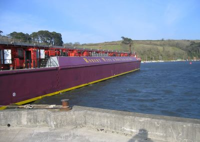 Transformers from Thamesport to Truro