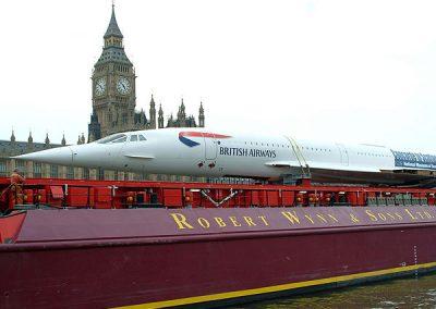 Concorde's Final Journey