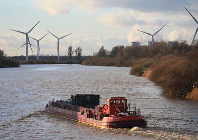 Transformer to Drax Power Station