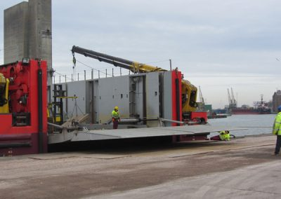 Boilers from Sharpness to Avonmouth