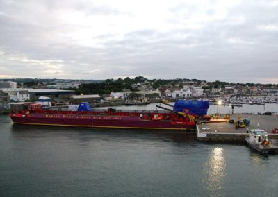 Arriving in Guernsey